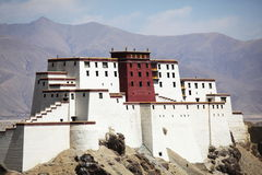 Tibetian monastery Royalty Free Stock Photo