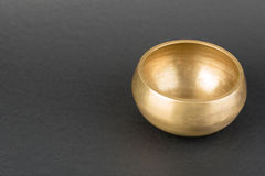Tibetian singing bowl Stock Photos