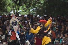 Tibetan opera Stock Image