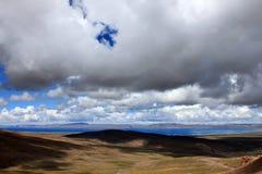 Tibets风景 库存图片