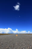 Tibets-Landschaft Stockfotografie