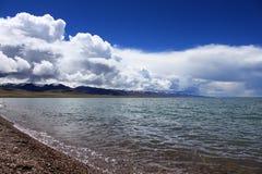 Tibets-Landschaft Stockbild