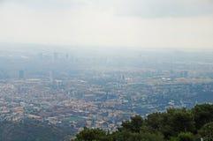 Tibidabo Στοκ Φωτογραφίες