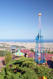 Tibidabo Stock Photo