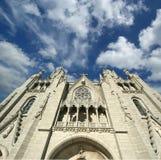 Tibidabo church, Barcelona, Stock Photography