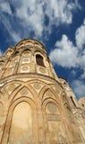 Tibidabo church/temple, Barcelona, Spain Royalty Free Stock Image