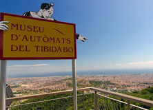 Tibidabo Museum of Automatons Royalty Free Stock Photos