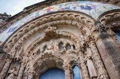 Tibidabo wejście Zdjęcie Royalty Free