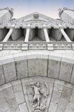 Tibidabotempel, Barcelona Royalty-vrije Stock Foto's