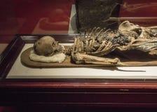 Tibnit, re di Sidon, museo archeologico, Costantinopoli immagine stock libera da diritti