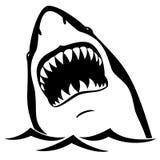 Tiburón stock de ilustración