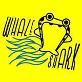 Tiburón de ballena Imagen de archivo libre de regalías