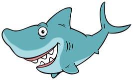 Tiburón sonriente Fotos de archivo