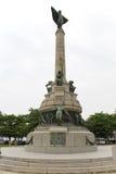 Tiburcio Square Rio de Janeiro Royalty Free Stock Photos