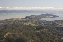 Tiburon Peninsula Stock Photography