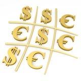 Tic-TAC-teen Stock Afbeelding