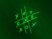 Tic Tac Toe Royalty Free Stock Images
