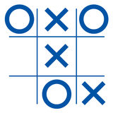 Tic-tac-toe Royalty Free Stock Image