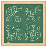 Tic Tac Toe Royalty Free Stock Image