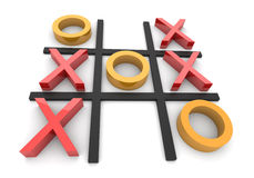 Free Tic Tac Toe Royalty Free Stock Photo - 9516185