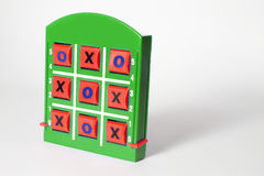 Tic Tac Toe Game Royalty Free Stock Photos