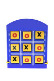 Tic Tac Toe Game Royalty Free Stock Images