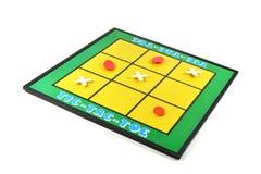 Tic tac toe game stock photos