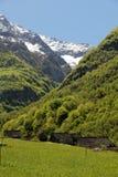 Ticino mountain village Royalty Free Stock Photos