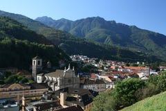 Ticino panorama Royalty Free Stock Photos