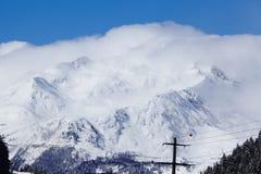 Ticino (Switzerland) - Gotthard massif Royalty Free Stock Photos