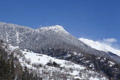 Ticino (Switzerland) - Gotthard massif Royalty Free Stock Image
