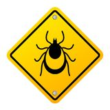 Tick alert vector icon Royalty Free Stock Photo