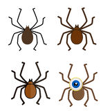 Tick Insects Royalty Free Stock Photo
