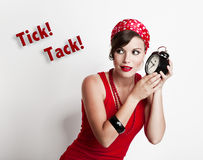 Tick Tack Royalty Free Stock Photography