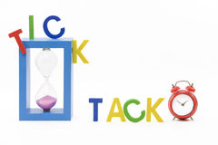 Tick tack Royalty Free Stock Photo
