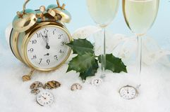 Tick tock Royalty Free Stock Images