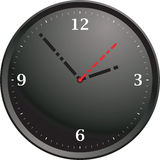 Tick tock modern Stock Photo