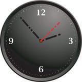 Tick tock modern vector illustration