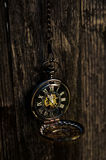 Tick Tock - Vintage Pocket Watch Stock Photos