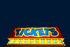 Ticket Both Stock Photos