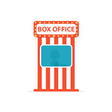 Ticket box office Stock Photography