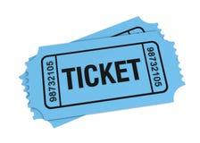 Ticket concept 3d illustration Stock Photo