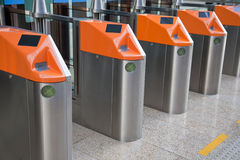 Ticket Gate Stock Photos
