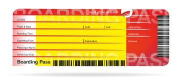 Ticket Royalty Free Stock Photos