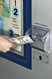 Ticket Machine Royalty Free Stock Photos