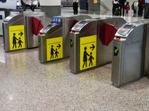 Ticket machine Stock Photos