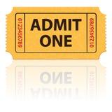 Ticket Stock Photos