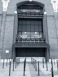 Ticket windows at Turner Field, Atlanta, GA. Royalty Free Stock Photos