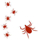 Ticks Vector Royalty Free Stock Images
