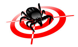Ticks Stock Photography